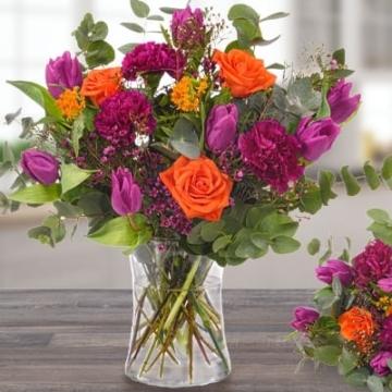 Blumenstrauß verschicken Color-s