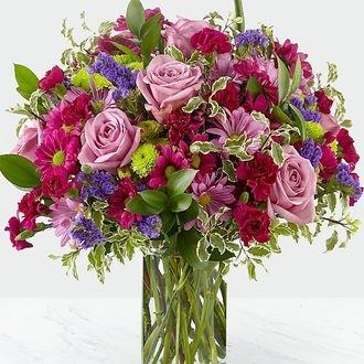USA Blumenversand Fleurop - Flower Delivery
