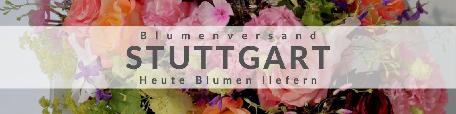 Blumen verschicken Stuttgart - Blumenversand
