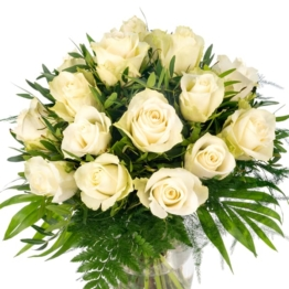 Weiße Rosen kaufen