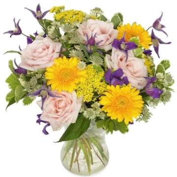 Fröhliche Momente Blumenstrauß