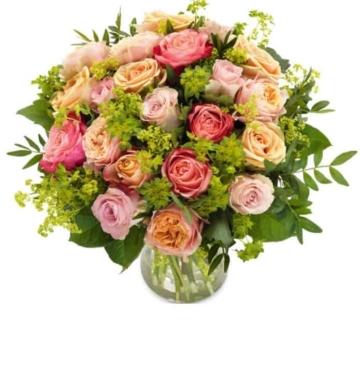 Rosenwunsch Blumen-verschicken