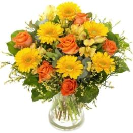 Sonnenliebling Blumenstrauß