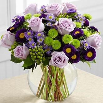 Blumen per Fleurop in die USA