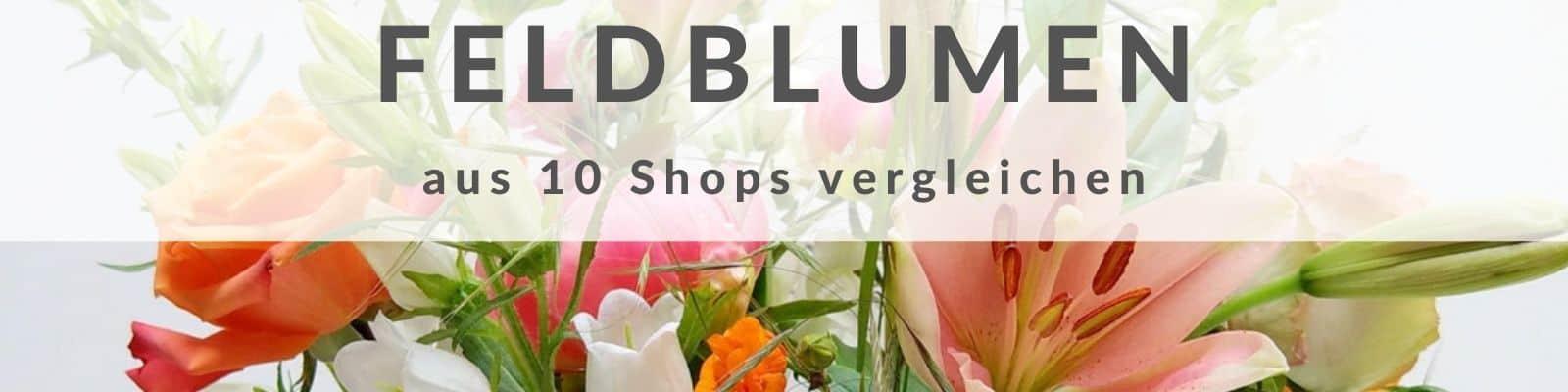 Feldblumen - Feldblumenstrauß kaufen
