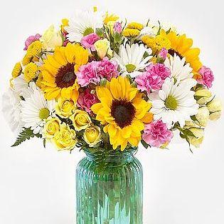 Blumenlieferung USA - Blumenversand