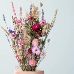 Trockenblumenstrauß Wildblumen-Trockenstrauss