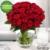 50 Rosen - verschicken FloraPrima