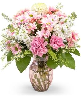 Pink Beauty - Blumenstrauß verschicken