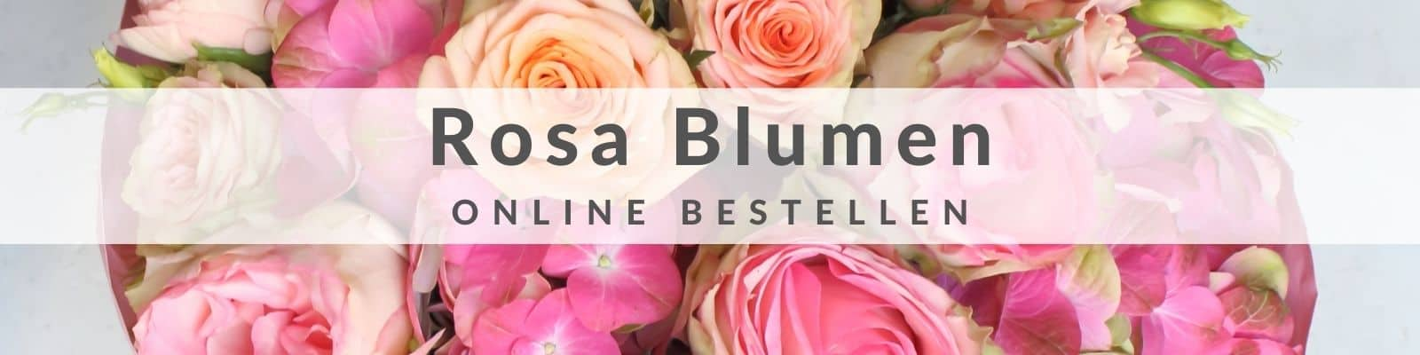 Rosa Blumenstrauß - Pink Blumenstrauß