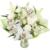 Trauerstrauß - Kondolenzstrauß Lilien