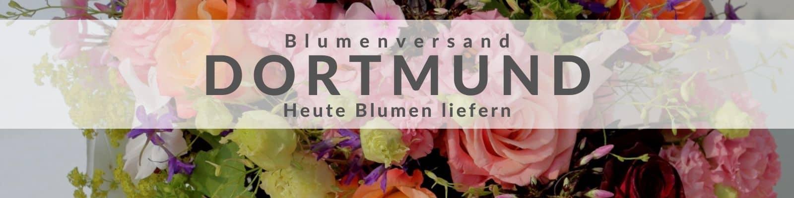 Blumen verschicken Dortmund - Blumenversand