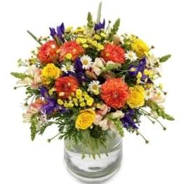 Blumenstrauß verschicken Spätsommer