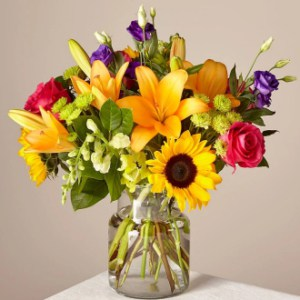 Best Day Flower Bouguet - Flower Delivery