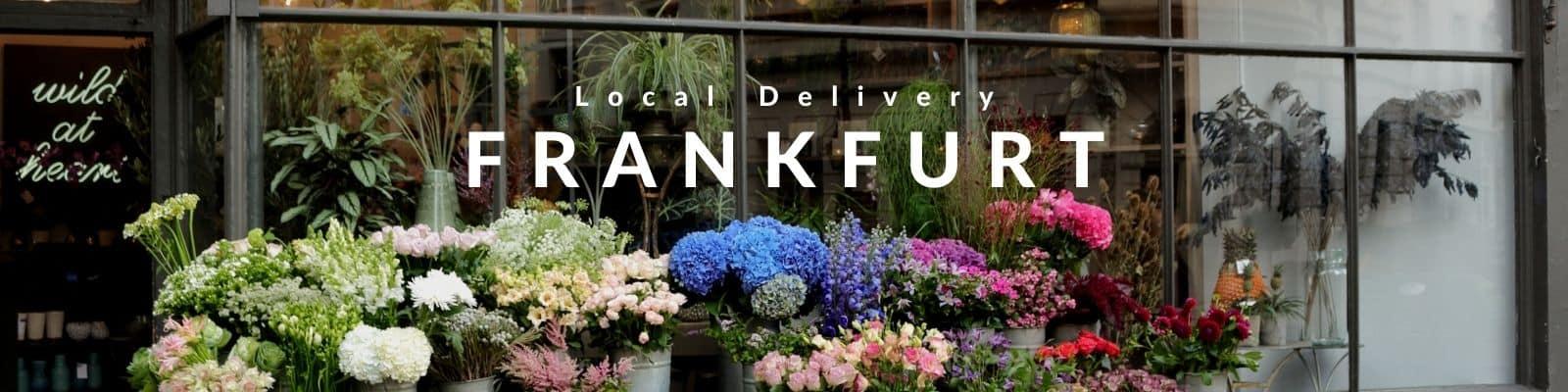 Flower Delivery Frankfurt Germany