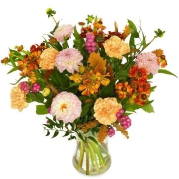 Herbst Blumenstrauß verschicken - Blumenversand