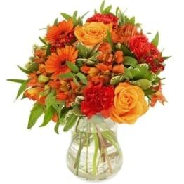 Herbst Blumen verschicken - Blumenversand